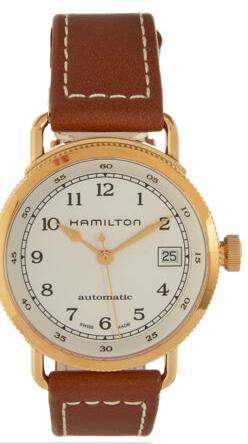Khaki Navy Pioneer Auto Watch - £399 delivered @TKMaxx