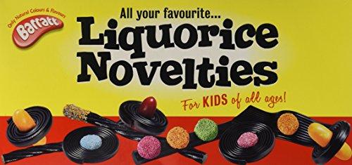 Barratt Liquorice Novelties 270 g £2.50 £2.38 S&S (+£4.49 Non Prime) @ Amazon