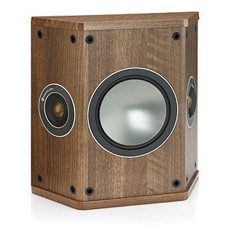 Monitor Audio Bronze FX Walnut Surround Speakers (Pair) £139 with code at AudioVisual Online