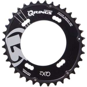 Rotor QX2 Q-Ring Chainring For Shimano XTR Chainset £7 + £2.99 delivery or free on £20 spend at Merlin Cycles