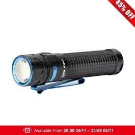 Olight Baton Pro 2000 lumens EDC torch with 3500mAh battery for £49.47 delivered @ Olight
