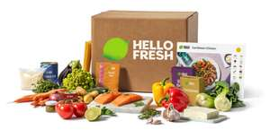 Hello Fresh dinner boxes - 50% off the first one then 35% off next 3