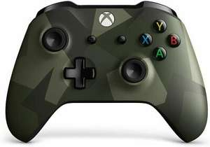 Xbox Armed Forces II Xbox Controller Special Ed. / Xbox Volcano Shadow Controller Special Ed - Opened - £46.74 with code @ StockMustGo eBay
