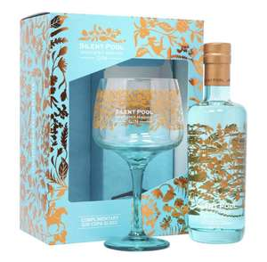 Silent pool 50cl gin and copa glass gift set instore Costco Gateshead £23.99