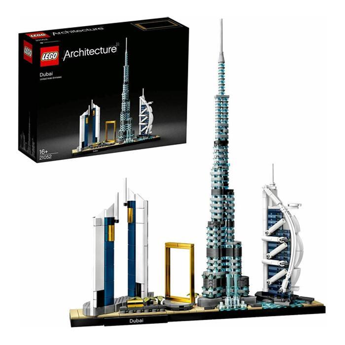 LEGO Architecture 21052 Dubai Model, Skyline Collection - £29.95 Delivered @ eBay / velocityelectronics