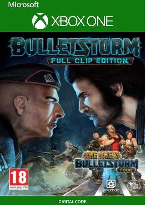 [Xbox One] Bulletstorm: Full Clip Edition Inc Duke Nukem Bundle - £3.99 @ CDKeys