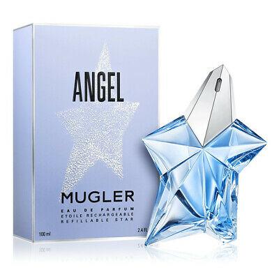 Thierry Mugler Angel Refillable 100ml EDP Spray Retail Boxed Sealed £65.41 @ ebay perfume_shop_direct