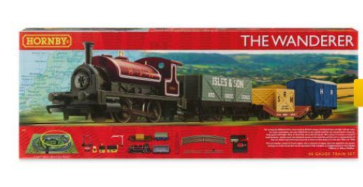 Aldi Hornby The Wanderer Train Set £ 79.99 at Aldi