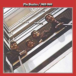 Beatles Red Album 1962-1966 Vinyl £26.99 Dispatched from and sold by London Vinyl