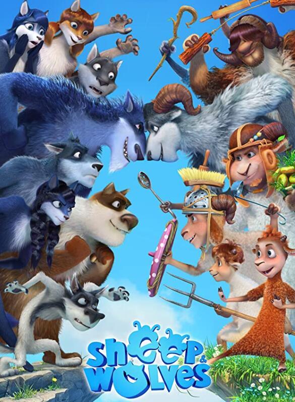Sheep & Wolves - Free (with ads) @ Rakuten TV