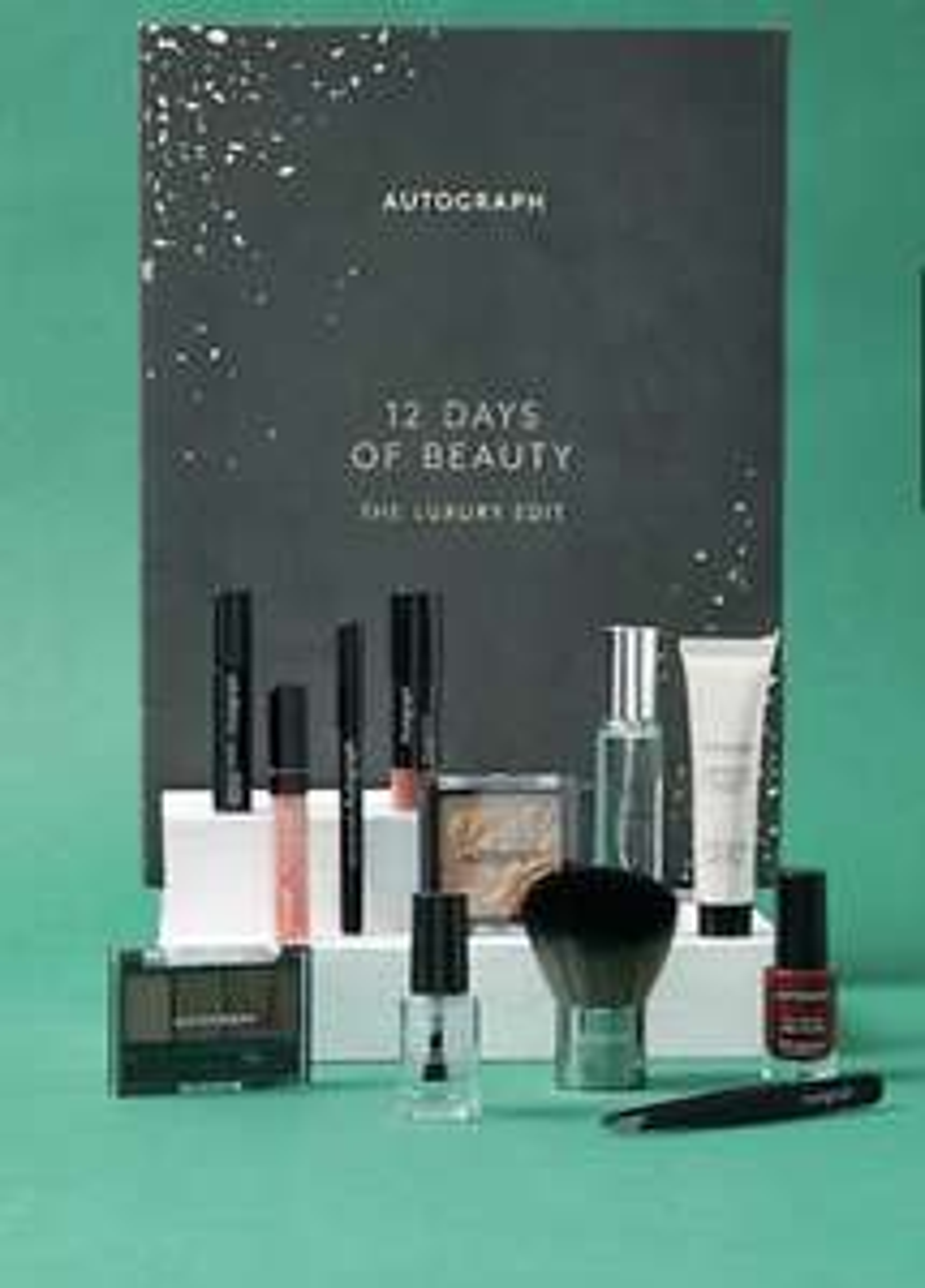 Marks & Spencer Autograph 12 Days of Beauty Advent Calendar now Half Price - £35 @ M&S