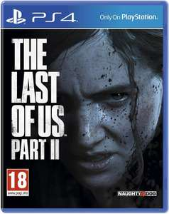 The Last of Us Part II PS4 - Used Very Good £21.23 ebay / musicmagpie