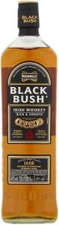 Bushmills Black Bush Irish Whiskey, 1 L £27.50 Amazon