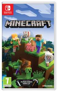Cars 3 (download code) Nintendo Switch - £5 when you add Minecraft (£19.99) to basket £24.99 total + free Click and Collect @ Argos
