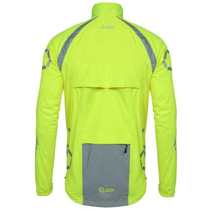 dhb Flashlight Waterproof Cycling Jacket - size XS £40.50 Wiggle