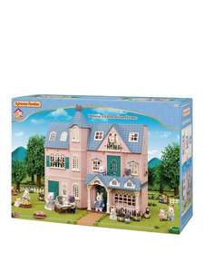 Sylvanian Families Deluxe Celebration Home Dolls House £69.99 at VERY - free Click & Collect