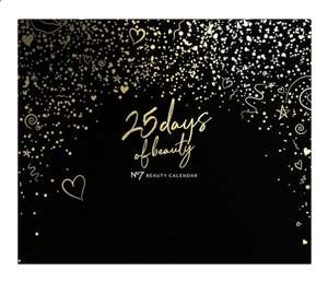 Boots No7 Beauty Calendar Back In Stock - £45 delivered @ Boots