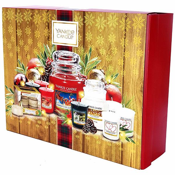 Yankee Candle Festive Season Selection Box £35 on Yankee Bundles