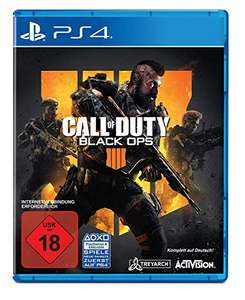 Call of Duty Black Ops 4 - Standard Edition - [PlayStation 4] Used - £4.28 (+£2.99 Non Prime) @ Amazon Warehouse