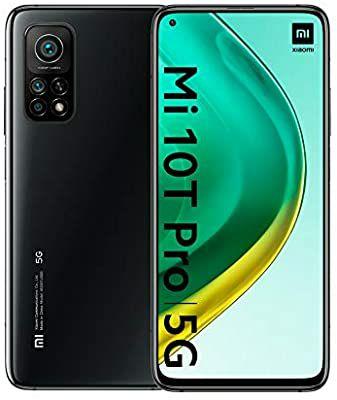 Xiaomi Mi 10T Pro 5G 256GB / 8GB - Snapdragon 865, 144Hz Display, 108MP Camera, 5000mAh (UK Version, 2 Year Warranty) - £477.66 @ Amazon