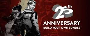 25th Anniverasary Build Your Own Bundle (Dirt 4 | Call Of Juarez | F1 2018 | Syberia 3 and more) From 95p Onwards @ Fanatical