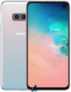 Samsung Galaxy S10e white 128GB, pristine and unlocked, dual SIM, £349.99 (-£10 for excellent) sold and delivered by 4gadgets