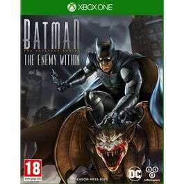 Batman The Telltale Series: The Enemy Within (Xbox One) £4.95 delivered at The Game Collection