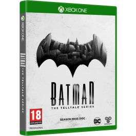 Batman: The Telltale Series - Season Pass Disc (Xbox One) - £4.95 delivered @ The Game Collection