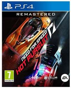 Need For Speed: Hot Pursuit Remastered (PS4) £31.85 at Base.com