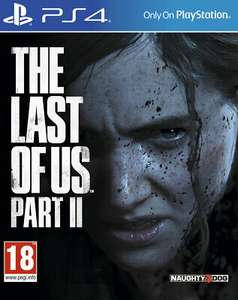 The Last of Us: Part II (PS4) Import - £29.71 delivered using code @ thegamecollectionoutlet / eBay