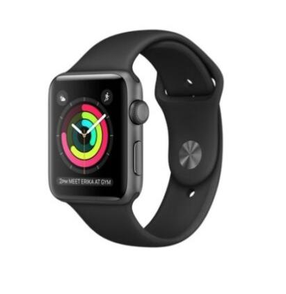 Apple Watch S2 38mm 8GB GPS Smart Watch - Space Grey Aluminium/Black Sport Band, Refurbished - £179.99 @ Argos / eBay