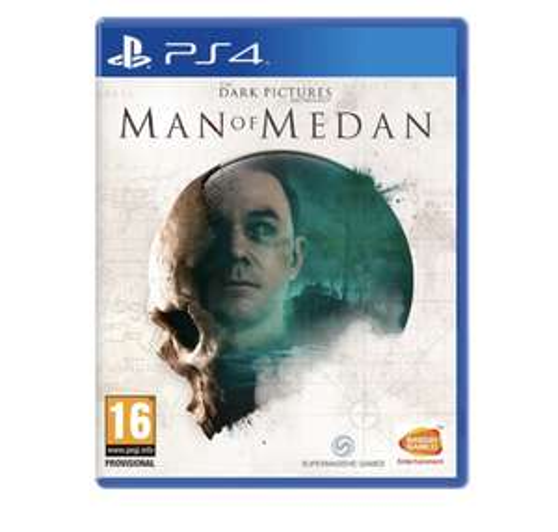 The dark pictures of anthology - Man of Medan PS4 Game @ Smyths for £10 (C&C)