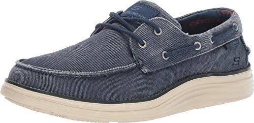 Skechers Men's Status 2.0 Lorano Boat Shoes - £18.60 @ Amazon (Prime - £4.49 non Prime)