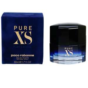 Today Only Paco Rabanne 50ml Pure XS Eau De Toilette For Him Free Delivery £23.50 at Hogies