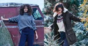 Free Standard Delivery Throughout November (+ 20% off Outerwear & Knitwear) @ FatFace
