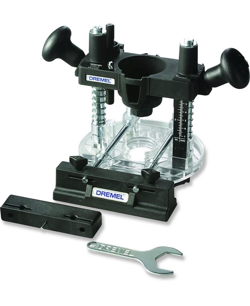 Dremel Router - Rotary tool attachment - £18.99 Amazon Prime / £23.48 Non Prime