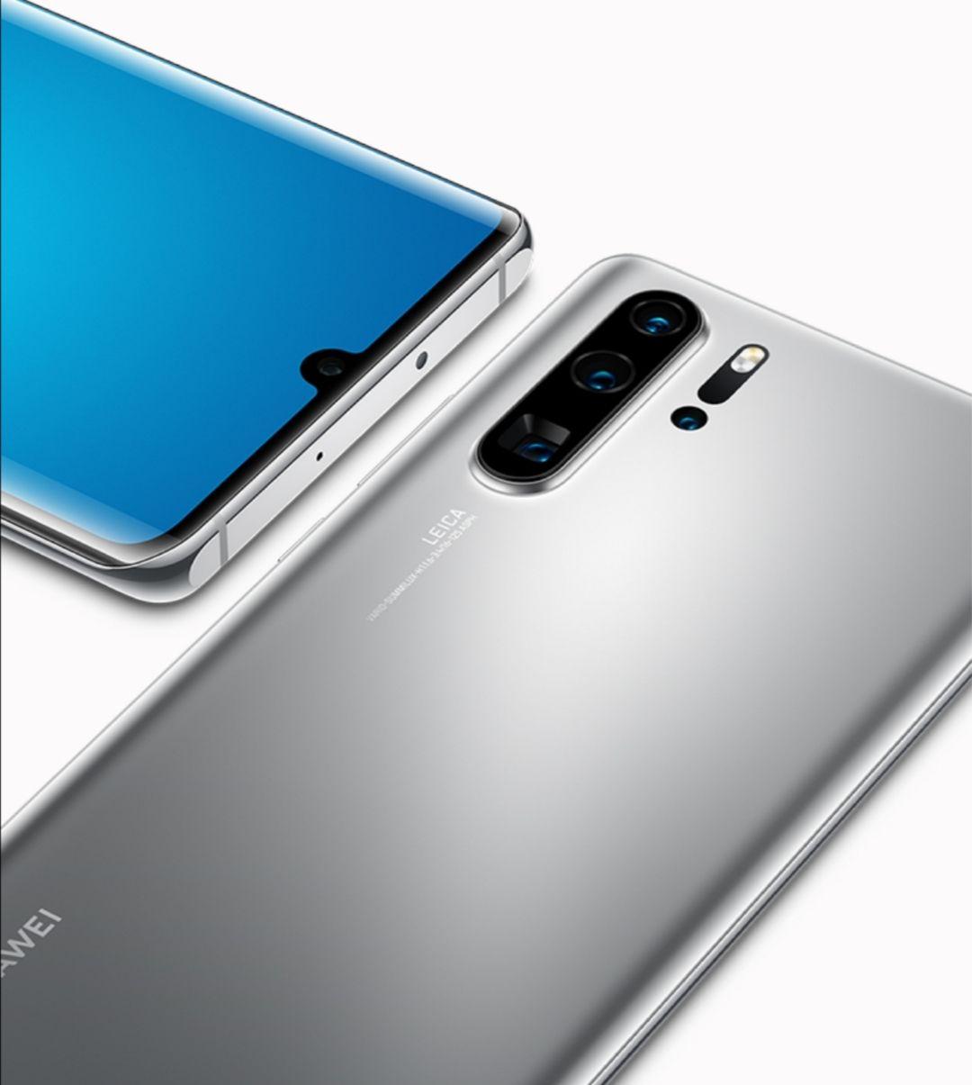 Huawei P30 Pro 256GB Silver New Edition Smartphone - £499.99 / P30 Lite 256GB - £199.99 @ Huawei