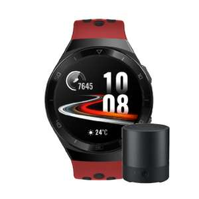 HUAWEI WATCH GT 2e 46mm Smartwatch (2-Week Battery Life, GPS and GLONASS) + Free Speaker - £99.99 @ Huawei