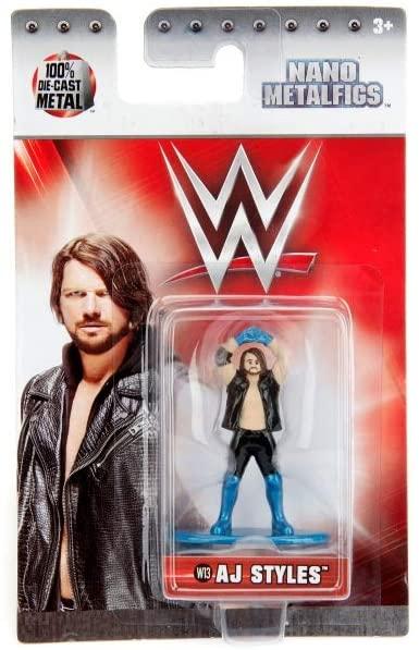 """WWE Nano 1.5"""" Metalfigs Sasha Banks, AJ Styles etc, £1 In Store @ OneBelow (Argyle Street, Glasgow)"""