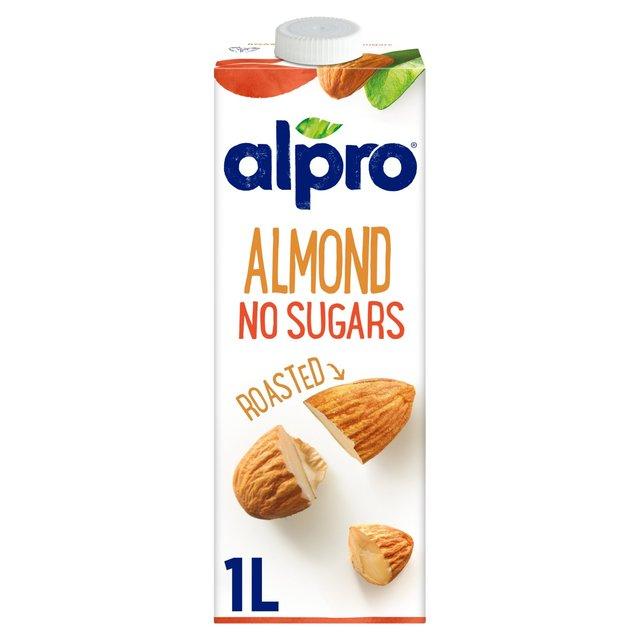 Alpro Almond Unsweetened (1L) - 90p @ Morrisons