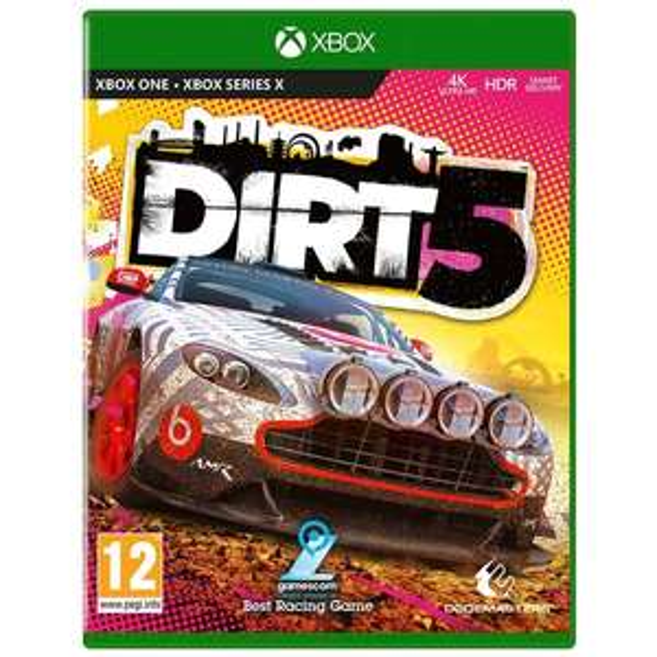 DIRT 5 Xbox One £49.99 @ Smyths Toys