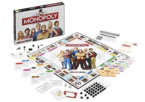 The Big Bang Theory Monopoly Board Game £20.99 @ Amazon