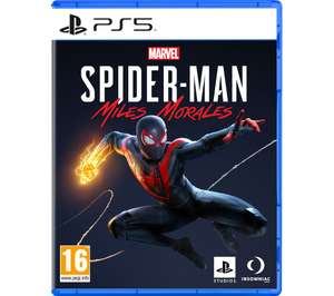 Spider-Man: Miles Morales [PS4 / PS5] Pre-Order £44.99 Delivered using code @ Currys PCWorld
