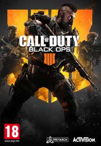 Call of Duty: Black Ops 4 PC Edition - £18.39 @ Instant Gaming
