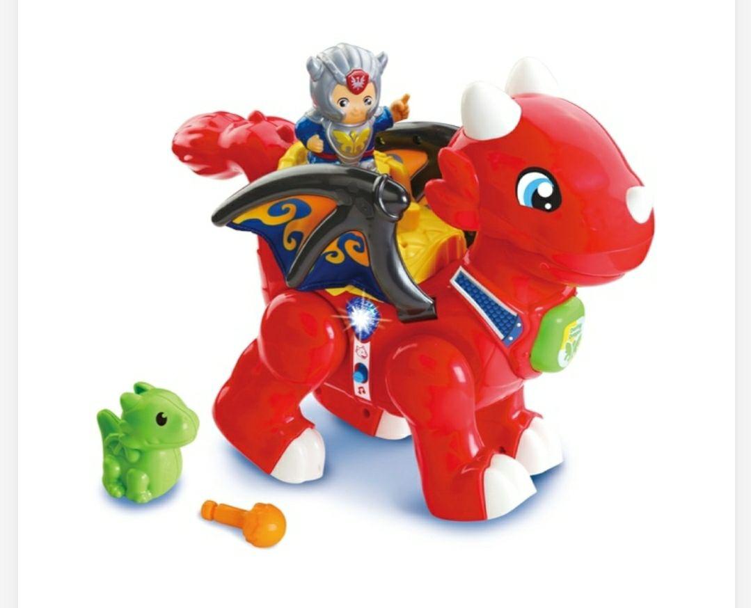 VTech Toot-Toot Friends Kingdom Daring Dragon £18.49 @ Smyths Toys (Free C&C)