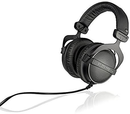 Beyerdynamic DT 770 PRO Studio Headphones - 32 Ohm £105 @ Amazon