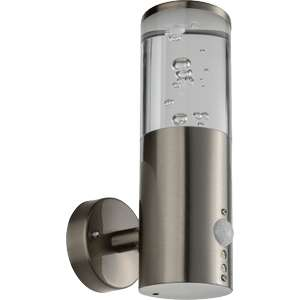 External Wall Lights reduced e.g. Charlotte External Wall Light with PIR £16.03 free click and collect at Homebase