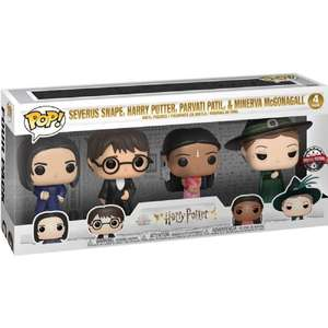 Harry Potter 4 Pack Funko £18 in-store @ Tesco (Hythe Colchester)
