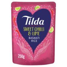 Tilda Basmati Rice 250G - Various Flavours - 75p each at Tesco