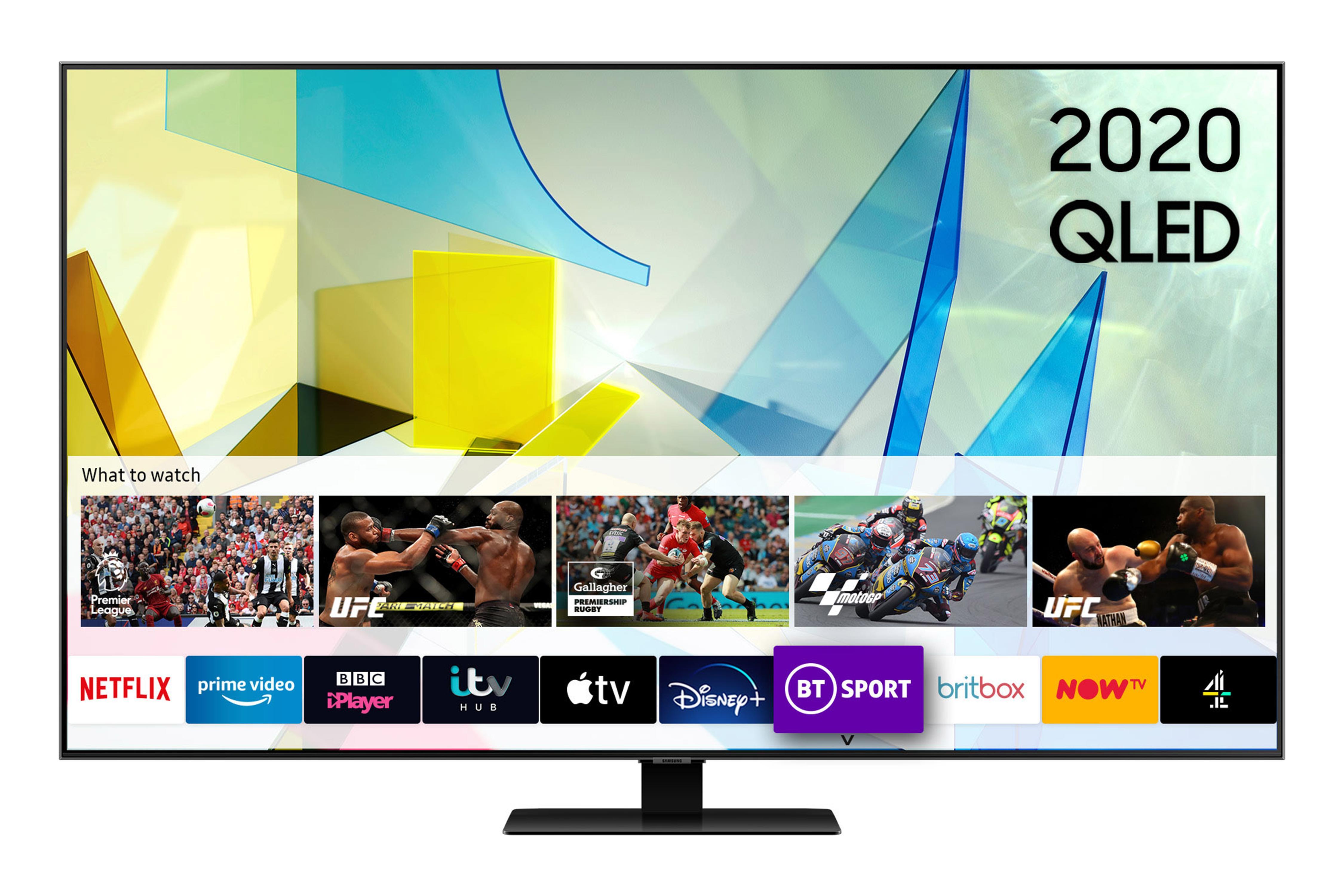 Samsung QE49Q80T (2020) 49 inch QLED 4K Smart TV incl 5yr warranty £799 @ Simply Electricals